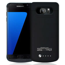 Extended Rechargeable Battery Backup Power Charger Case F Samsung Galaxy s7 edge