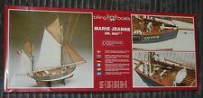 Model boat billing boats marie jeanne nr 580 *, complete kit, wood