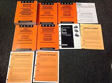 2000 Dodge CARAVAN VOYAGER CHRYSLER TOWN & COUNTRY Service Shop Manual Set +