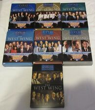 The West Wing Seasons 1-7 Complete Series DVD Box Set Buy It Now Free Shipping