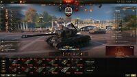 #6 World of Tanks WOT account   12 Premium tanks   Eagle 7 (Not bonus code)