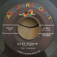 Tazman ABC-Paramount 9812 EASY PICKIN' / THE CHICKEN (R&R 45) PLAYS VG++