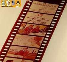 ALBORADA_Lot bobines Jeunesse Films fixe couleur 35mm #DR1