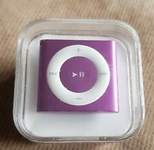 Apple iPod shuffle 4th Generation Purple (2GB) Serial No: CC4JDPQ1F4T0