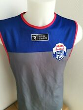 superbe maillot RUGBY  RED BULL ovalie taille L