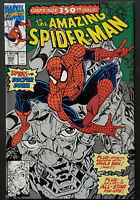 Amazing Spider-Man #350 Dr Doom 1991 Erik Larsen *9.6 NM*