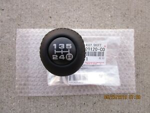 93- 02 TOYOTA 4RUNNER SR5 LIMITED 3.0L V6 5 SPEED MANUAL SHIFT KNOB NEW 20120-C0