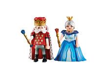 Playmobil 6378 le Roi et la Reine + Accessoires (neuf vendu en sachet)