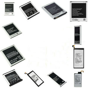 New Internal Battery Replacement For Samsung Galaxy Note 3 4 5 S4 S5 S6 S7 Edge