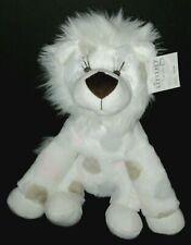 NEW Little Giraffe Plush Lion Polka Dot White Pink Tan Gray Stuffed Animal Toy
