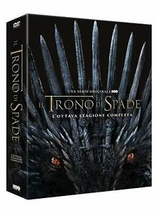 IL TRONO DI SPADE - STAGIONE 8 FINALE (4 DVD) ED. ITALIANA