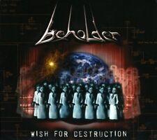 Beholder - Wish for Destruction [CD]