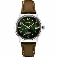 Seiko Presage Green Men's Watch - SRPE45