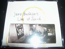 Jeff Buckley - Live at Sin-e 4 Track CD Single