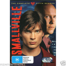 Smallville Season 5 : NEW DVD