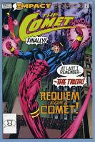 Comet #13 1992 Mark Waid Kevin West DC Impact Comics
