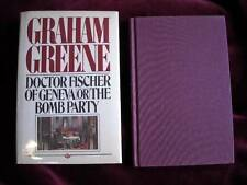 Graham Greene - DOCTOR FISCHER OF GENEVA - 1st
