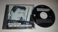 * MUSIC CD ALBUM * MORTEN HARKET - A KIND OF CHRISTMAS CARD *