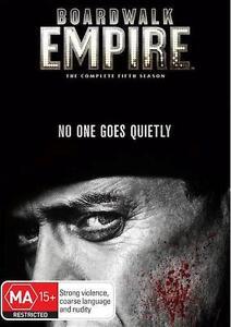 Boardwalk Empire SEASON 5 : NEW DVD