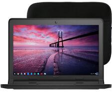 """Dell Chromebook 3120 11.6"""" Celeron N2840 2.16GHz 4GB RAM 16GB SSD Laptop"""