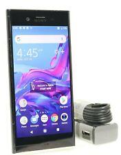 SONY Xperia XZ1 - 64GB 4G LTE (GSM UNLOCKED) Smartphone - Black - G8343