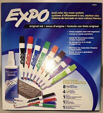 Expo 15 Piece Dry Erase Marker Kit 83054 Office Student Drawing Painting