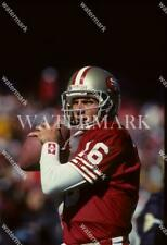 MD845 Joe Montana San Francisco 49ers Football 8x10 11x14 16x20 Photo