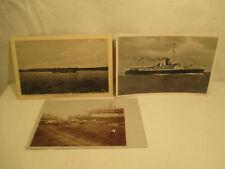 3 x AK Schiffe Norddeutscher Lloyd : Roland + Gallwitz