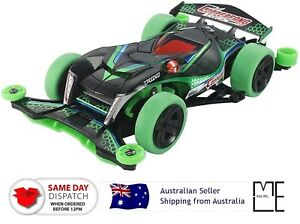 Japan Tamiya Mini 4WD 95589 COPPERFANG Black Special Edition FM-A Chassis