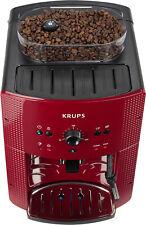 Krups EA8107 coffee machine 1.8l tank cone grinder coffee espresso RED