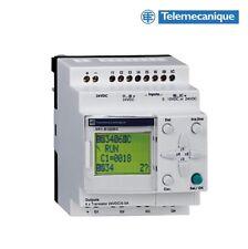 Telemecanique SR1A201BD zelio relay 24vDC smart relais avec horloge 8 x relais/8...