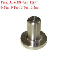 F125 Fanuc Wire Cut EDM Upper Guide Jet Nozzle A290-8101-Y761 0.5-1.5mm Part