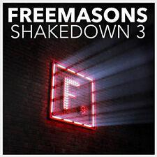 Freemasons : Shakedown 3 CD (2014) ***NEW***