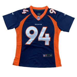 Authentic NFL Nike! #94 Demarcus Ware Broncos On Field Jersey Youth Size Medium