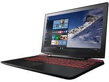 Gaming Lenovo Y700 Core i7-6700HQ Quad-Core 2.6GHz 16GB 1TB 128GB SSD Radeon R9