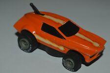 Vintage 1978 Mattel SHIFT KICKERS Motorized Orange Hong Kong Used Good Condition