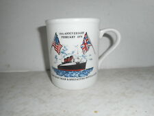 Queen Mary Beam & Specialties Bottle Club 10th Anniversary Feb. 1978 Mug/Cup