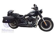 Detachable Hard Saddlebags 4 Harley Softail Fatboy Fat boy Heritage Classic