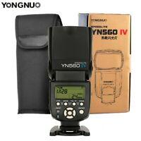 Yongnuo YN-560IV YN560 IV Wireless Flash Speedlite for canon nikon sony Camera