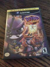 Spyro: A Hero's Tail (Nintendo GameCube, 2004) Works Great G1