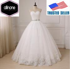 2018 Sweetheart Ball Gown Tulle Bride Dresses Vestido De Noiva Robe De Mariee