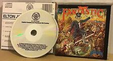 Elton John Captain Fantastic DJM8217462 West Germany PDO CD 01 Matrix