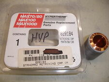 Hypertherm Plasma Retaining Cap 020-184 $29 Torch Max 70 80 100 Oem