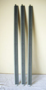 """Bachmann H4584-B 36"""" Straight E-Z Track Sections 3"""