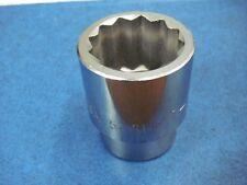 """KD Tools 543142 Standard 12 Point 1-5/16"""" Socket x 3/4"""" Drive KDT543142"""