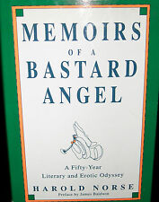 Memoirs of a Bastard Angel by Harold Norse (1989, Hardcover)