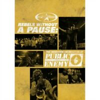Rebels Without A Pausa - Public Enemy Nuovo 7.19 (MVD6010D)