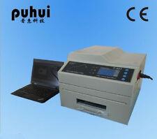 Leadfree Relow Oven Infrared IC Heater SolderOven BGA rework station PUHUI T-937