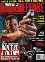 Personal and Home Defense Magazine Pistols Shotguns Carbines Guns Weapons 20112