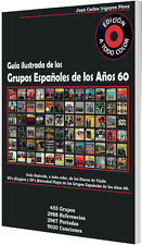 Guía de los Grupos Españoles de los Años 60 - Singles y Extended Plays - Color